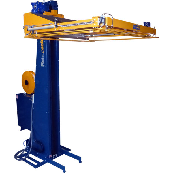 2903 Horizontal automatic for pallets by EQM Industrial