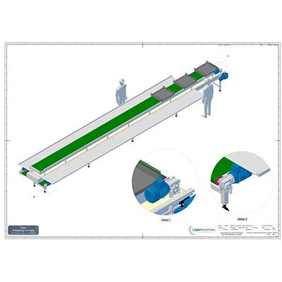 2D & 3D Design by EQM Industrial