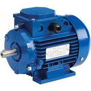 Aluminium and Cast Iron Electric Motors by EQM Industrial