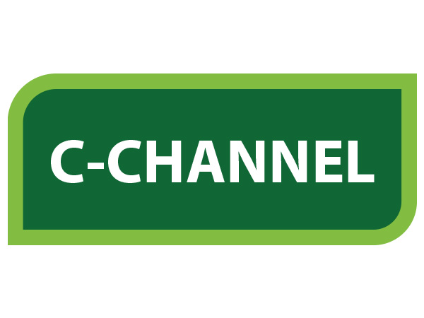 Brand - C-CHANNEL by EQM Industrial