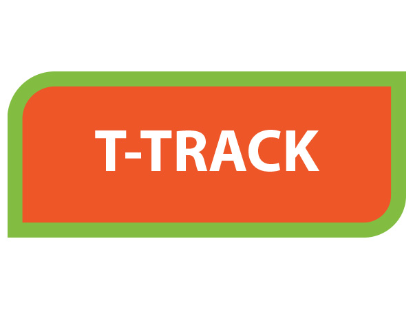Brand - T-TRACK by EQM Industrial