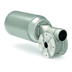 Clean-Geartech Aluminium Worm Gearboxes by EQM Industrial