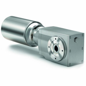 Clean-Geartech Stainless Steel Helical Bevel Gearboxes by EQM Industrial