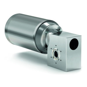 Clean-Geartech Stainless Steel Worm Gearboxes by EQM Industrial