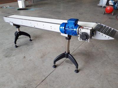 Standard N-Track conveyor by EQM Industrial