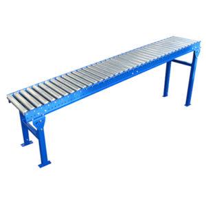 EzyRoll Heavy Duty Roller Conveyors by EQM Industrial