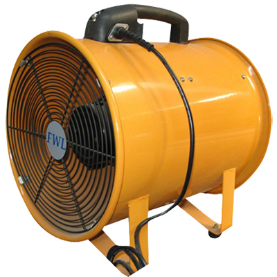 Portable Blowers by EQM Industrial
