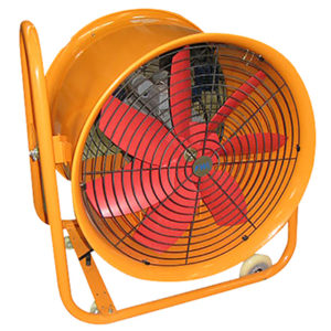 Portable Fans and Blowers by EQM Industrial