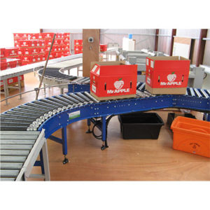 Band Driven Roller Conveyor Systems