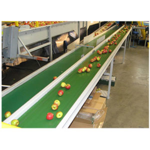 Belt Conveyor Systems - Heavy Duty