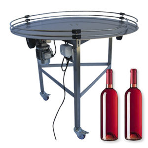 Rotary Tables - Bottle by EQM Industrial