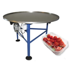 Rotary Tables - Punnet:Package by EQM Industrial