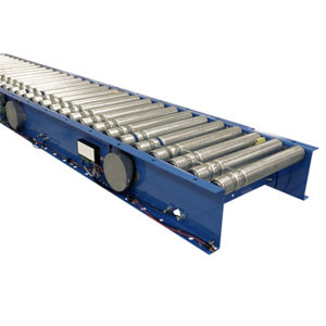 Zero Pressure Accumulation Conveyor Drive by EQM Industrial