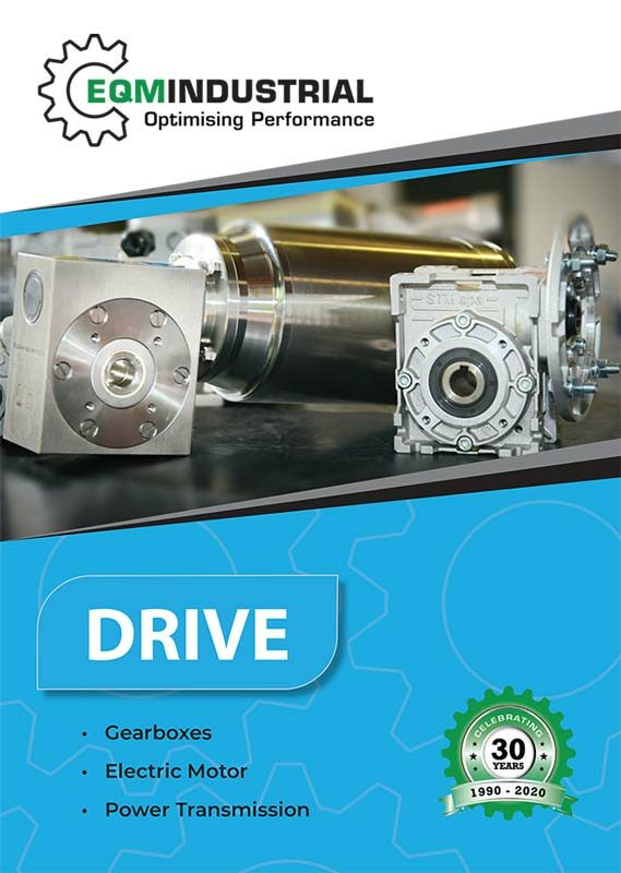 EQM Industrial - Drive Catalogue