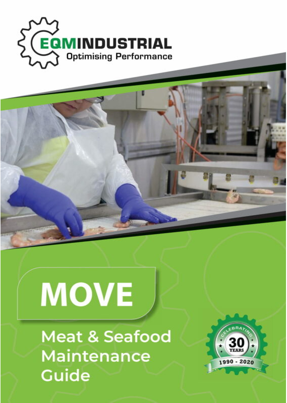 EQM Industrial - Meat & Seafood Maintenance Guide